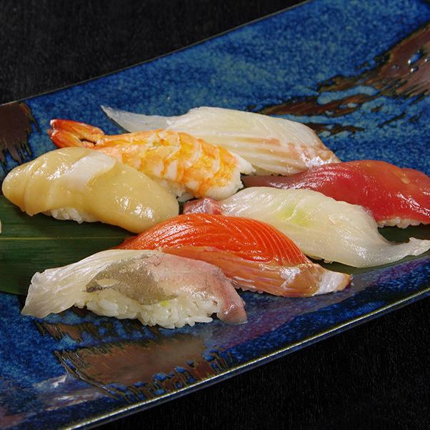 おまかせ握り寿司
