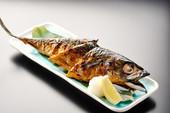 金華鯖魚隔夜乾燥