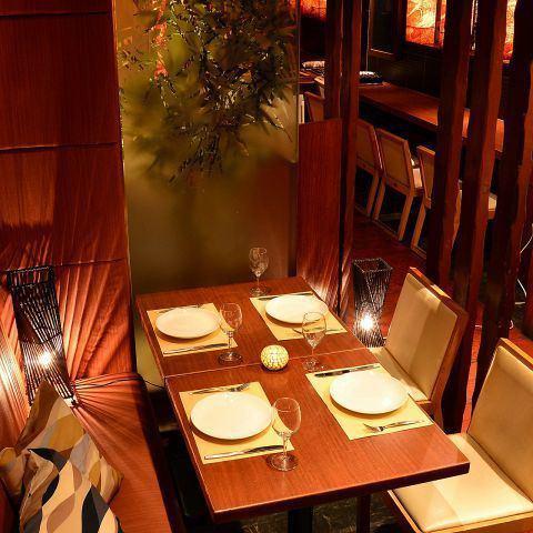 ◆私人房间×放松空间◆支援饮酒派对·女子协会·告别派对等各种各样的场面。