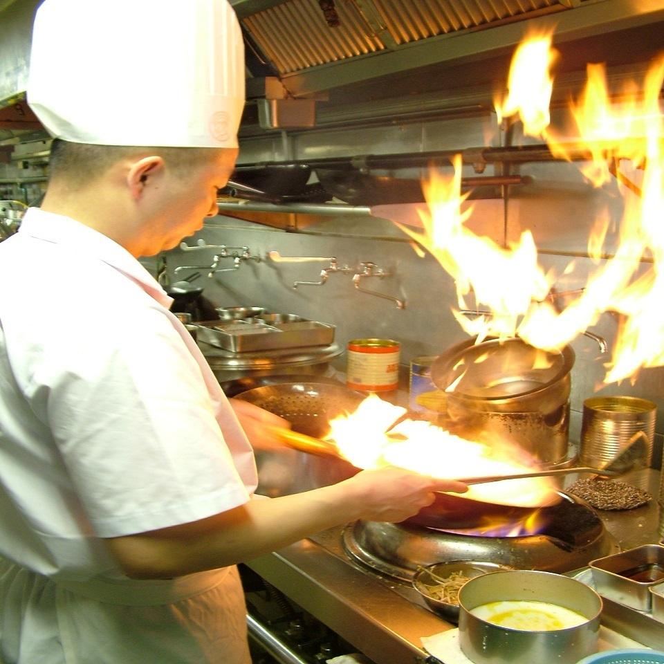 四川省「特級」の料理人