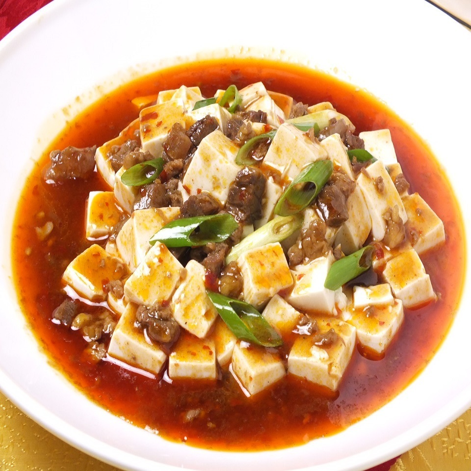正宗四川马博豆腐(Mabo豆腐)