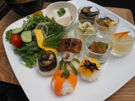 Kimokure Plate