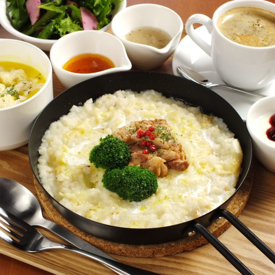 Body-friendly cuisine using organic pesticide vegetables ♪