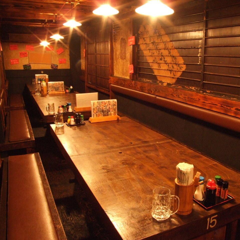 古民家風のお店は最大宴会70名は宴会・コンパ・同窓会にオススメ