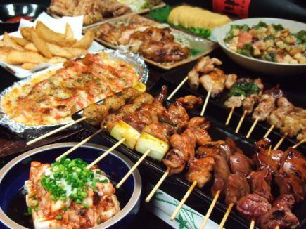 寬敞的宴會也是隨機的♪約280種所有你可以吃+約180種,全友可以喝的!3小時4000日元