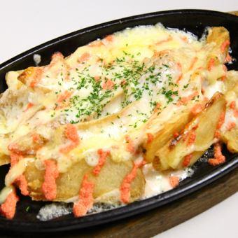 明太電位奶酪/鱷梨明太乾酪/ Potechizu /德國土豆