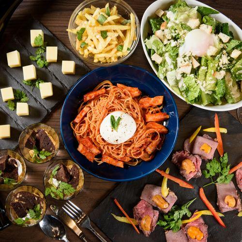 札幌站附近的义大利料理