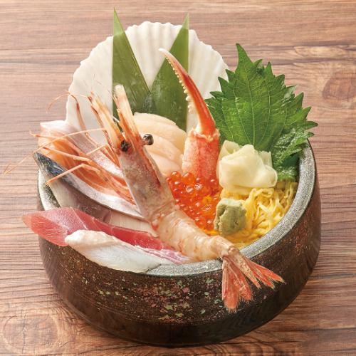 新鮮な海鮮を是非!!!