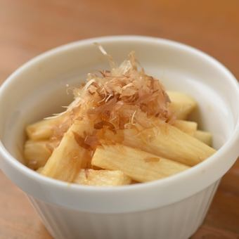 長芋のツンツンわさび醤油漬け