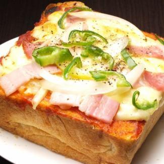 피자 토스트