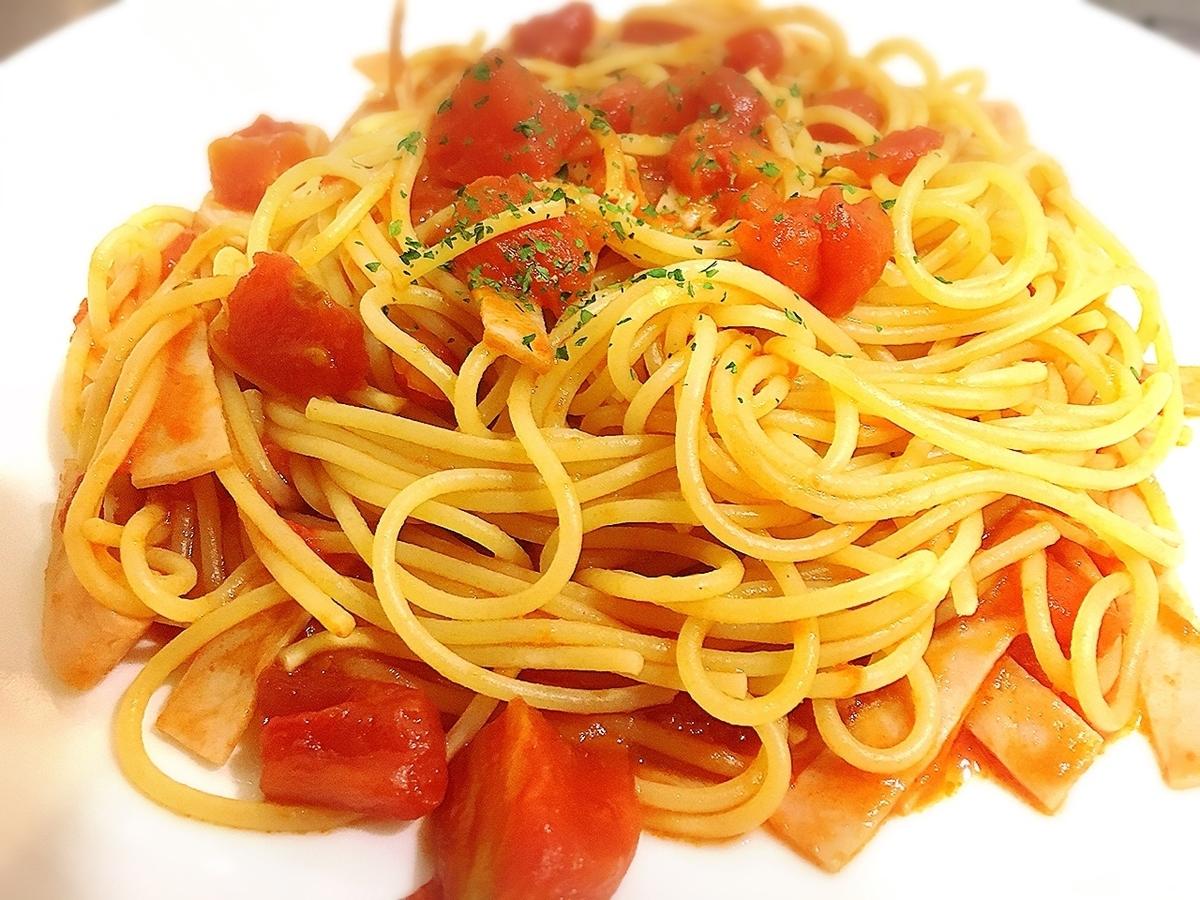 西红柿酱意粉