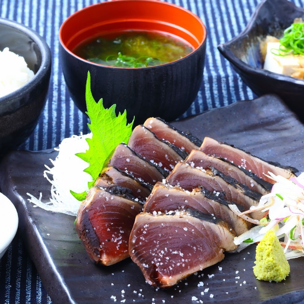 «Salt-tapping set meal 980 yen ~» Lunch time 11: 30 ~ 14: 00