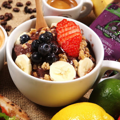 Acai berry bowl Acai Berry Bowl