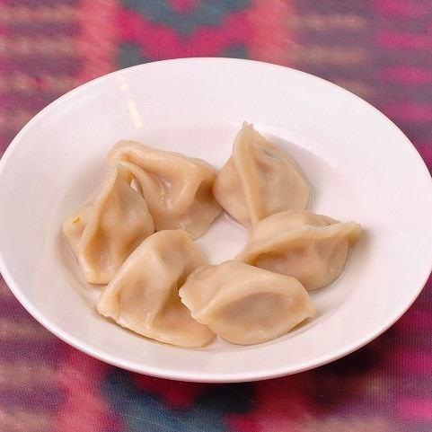 水餃子 (6個)