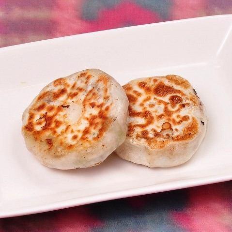 韮饅頭 (2個)