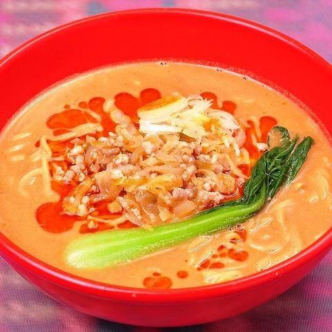 担々麺(タンタンメン)/激辛担々麺