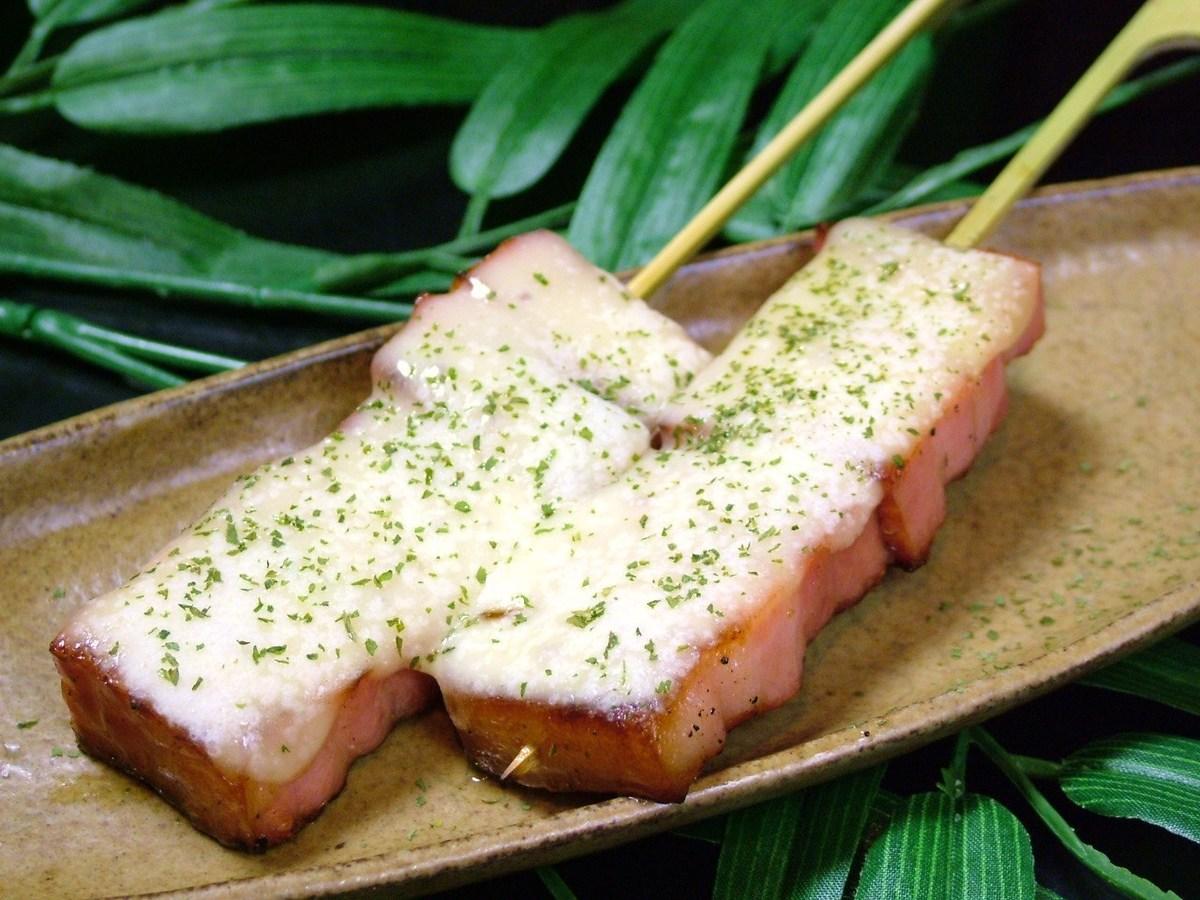 厚切ベーコンチーズ(2本)./厚切ベーコンマヨ(2本)