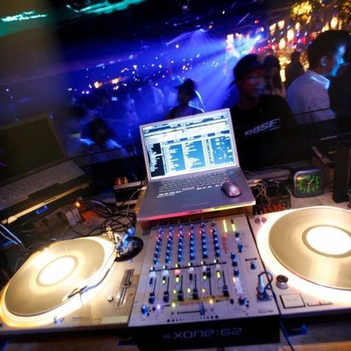DJ·俱乐部活动SP计划