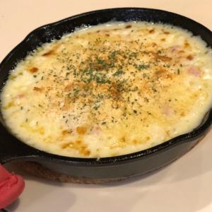 焼きチーズリゾット