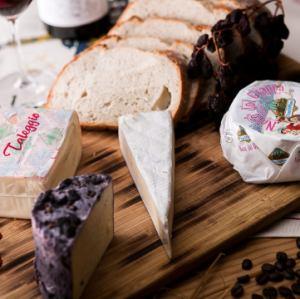 4種チーズの盛り合わせ