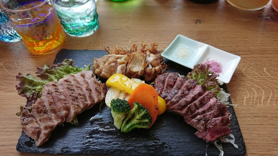 17: 00 ~ Dinner time In addition to the ingredients menu of Okinawa, prepare delicious meals in western and international style ☆