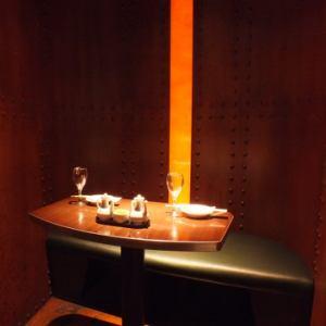 二人だけの空間♪カップルシート♪♪ 周りを気にせず、ゆったりくつろげるカップルシート♪二人だけの空間で本格中華はいかがですか?