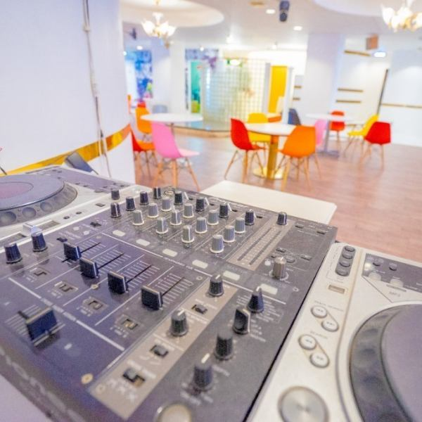 【Please leave the use of events as well! 1 hour 10,000 yen ~ hour lending OK ◎】 There are equipment and equipment that can respond to every event such as moving lights, projectors, red carpets, setting stages, including DJ equipment ◎ Snow machines and There are special facilities not in other shops such as bubble machine!