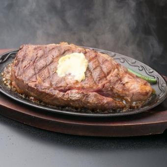 沙朗牛排200克