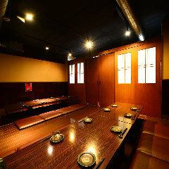Completely private rooms for 8 to 46 people are also available.Because I am digging out, so I can relax for the company ◎