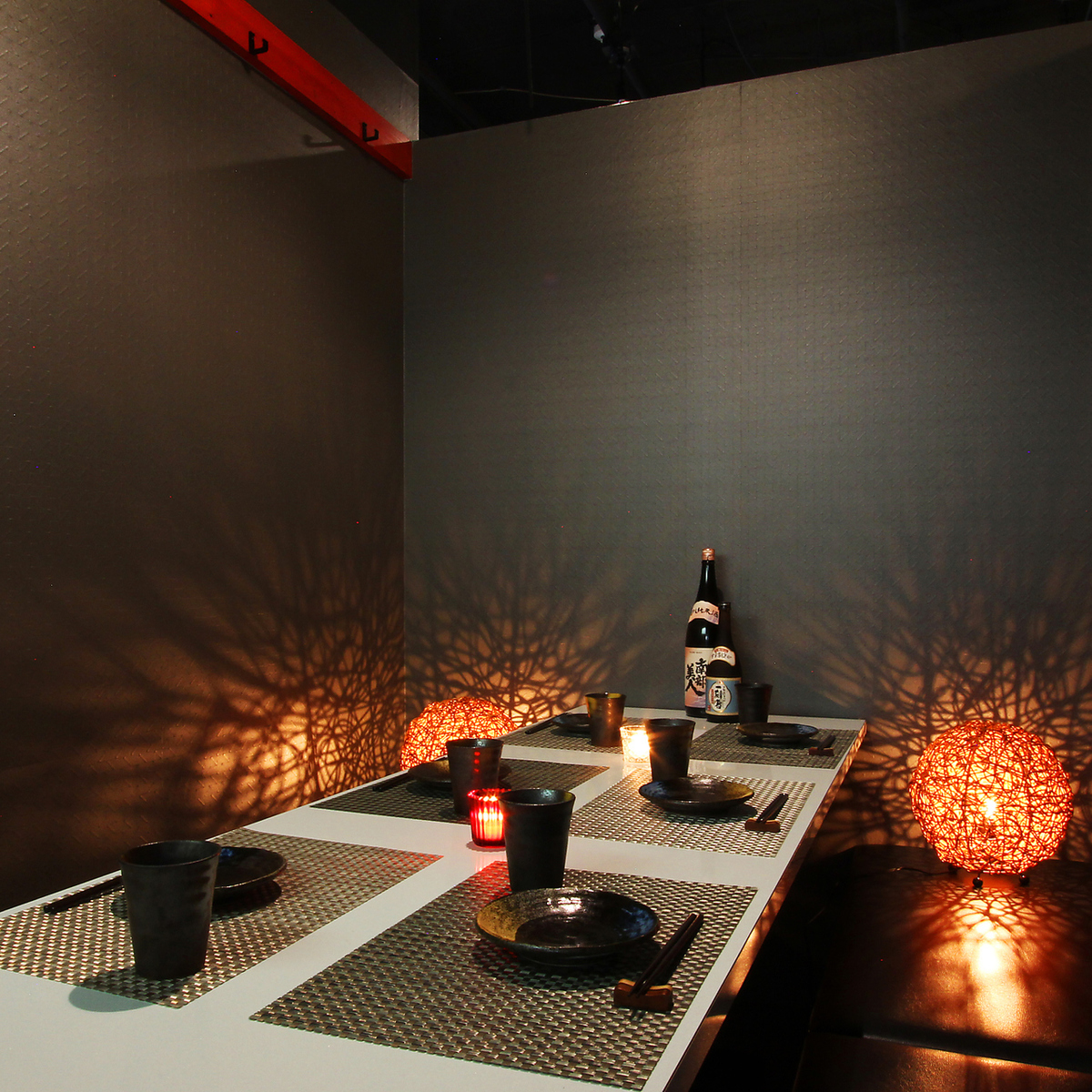 Perfect for a welcome reception party! Various large and small rooms are available ♪