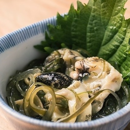 【Luxury seafood delicacies】 Tsubasa wasabi