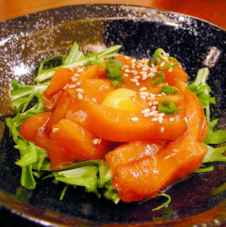 銀鮭魚的Yucche