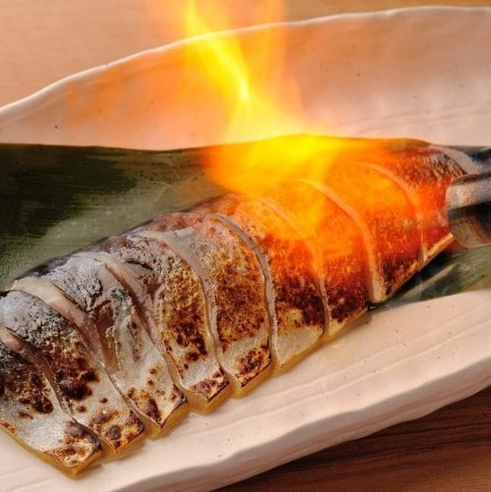 【非凡!】烤金華和鯖魚