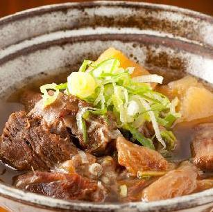 【Our specialty】 Braised bar