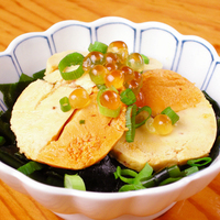 【Foie gras of sea】 Anna liver ponzu