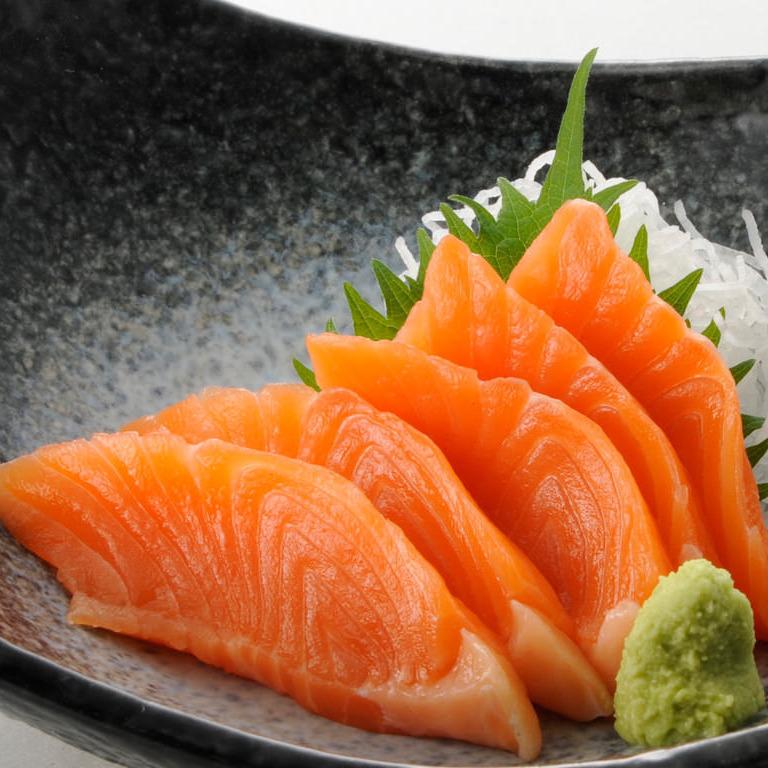 銀鮭魚刺/ Kanpachi刺
