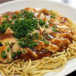 仙台梅基炒麵