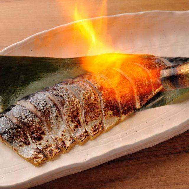 烤金華遞延鯖魚