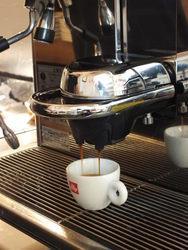 我們還使用東京為數不多的咖啡機之一!一杯幸福。