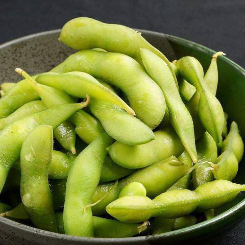 職人の塩辛/きゅうりの浅漬け/枝豆