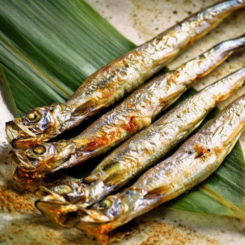 烤海鲜虾仁