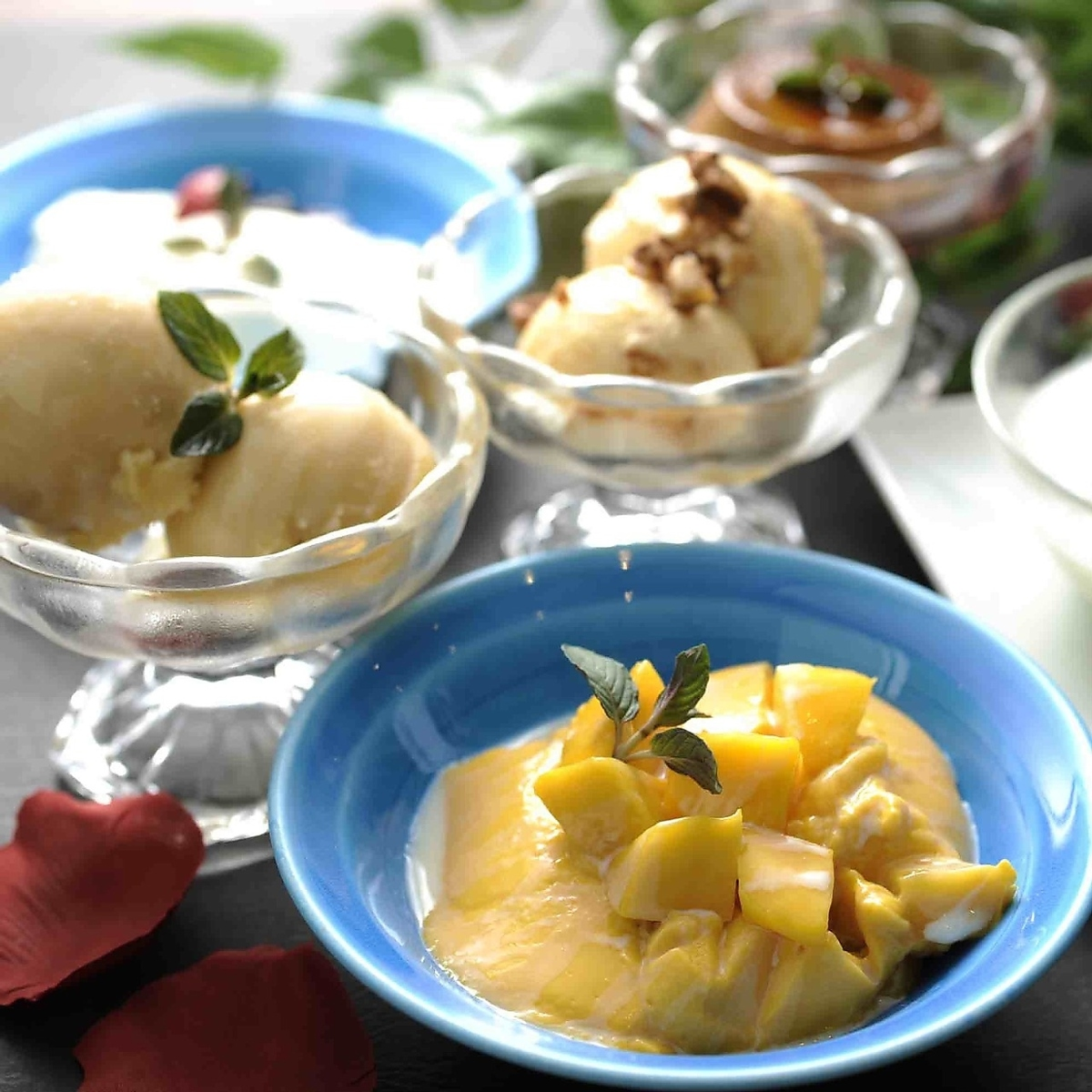 Handmade ☆ Attractive Asian Sweets
