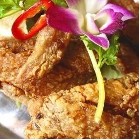 Deep fried chicken wings deep fried nook mum butter