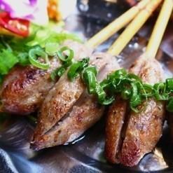 Broiled pork belly stall-like skewers (3 servings) / Chopsticks chopsticks with chopsticks (4 servings)