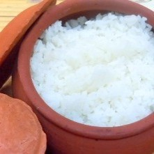 Fragrance rice dish (large / small)