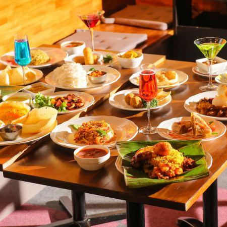 福島でカレーならスリランカレストランALIYAへ!本場仕込のシェフが作る料理は絶品♪