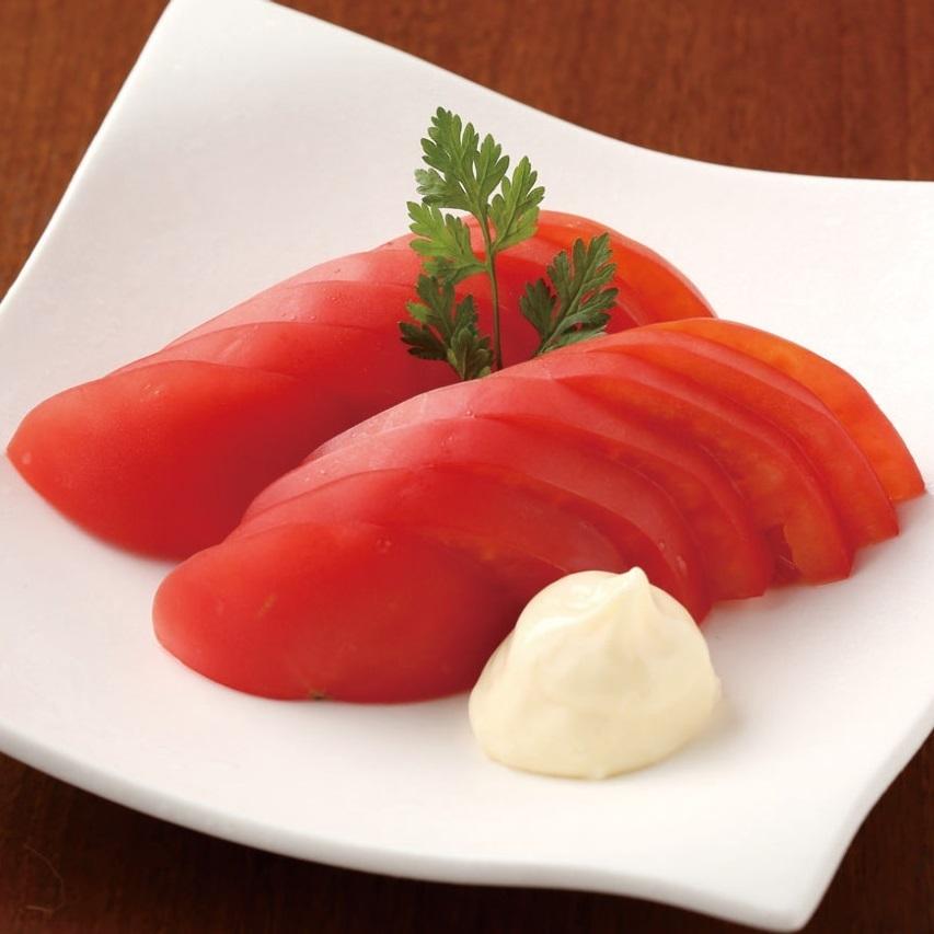 토마토 슬라이스