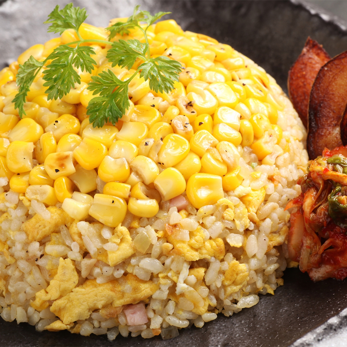 【Shogun's specialty】 Corn fried rice