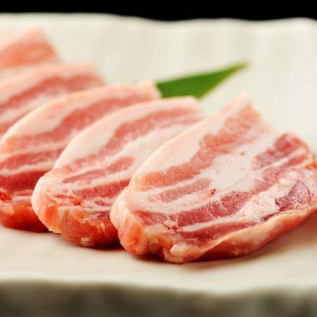Pig / Calbi in Hokkaido Kamifurano