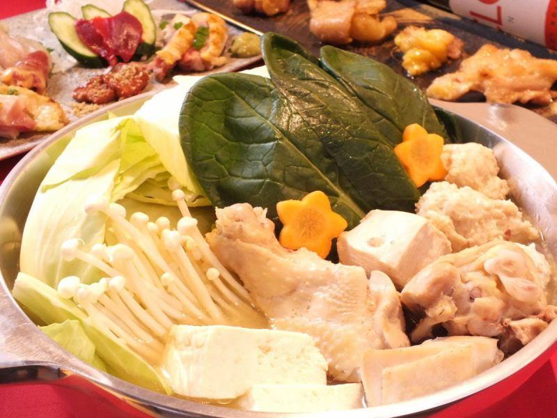 【こだわりの鶏炊き】masahiroに来たら是非食べて頂きたい!こだわりの逸品◎